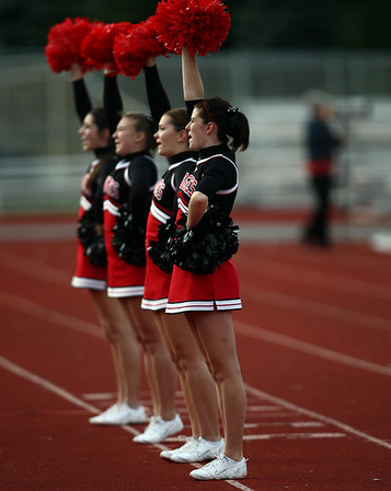2010 Eden Prairie HS Soccer Cheerleaders