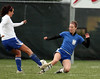 DePaul Womens Soccer Club vs IL Central College @ Bradley University Spring Tournament (Apr 13, 2013) :