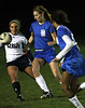 DePaul Womens Soccer Club vs Notre Dame @ Bradley University Spring Tournament (Apr 12, 2013) :