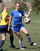 DePaul Womens Soccer Club vs Augustana College @ Bradley University Spring Tournament (Apr 14, 2013) :