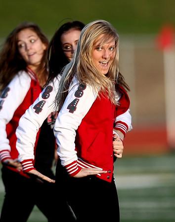 2011 Eden Prairie HS Pom Squad (Oct 4, 2011)